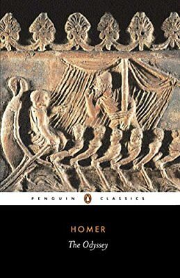 The Odyssey (Penguin Classics) by Homer New Paperback Book