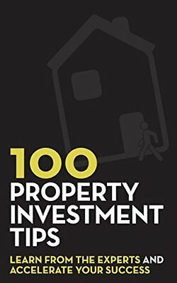 100 Property Investment Tips: Learn from the exper by Rob Dix New Paperback Book
