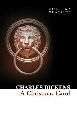A Christmas Carol (Collins Classics) by Charles Dickens New Paperback Book