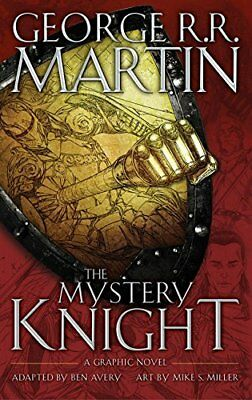 The Mystery Knight by George R.R. Martin New Album Book