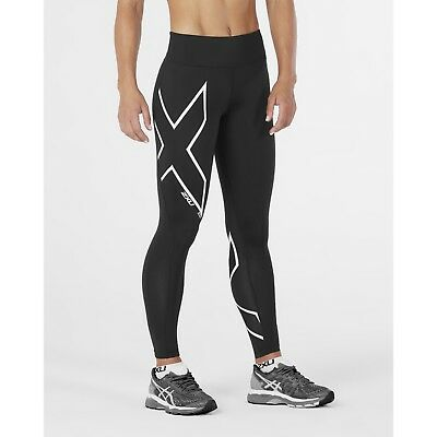 2XU Women's Ice-X Mid-Rise Compression Tight - 2018