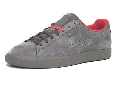 PUMA SUEDE CLASSIC X Pigeon Jeff Staple Grey Suede Fashion