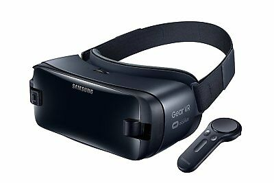 Samsung Gear VR w/ Remote Controller Oculus Virtual Reality Headset 2017 SM-R324