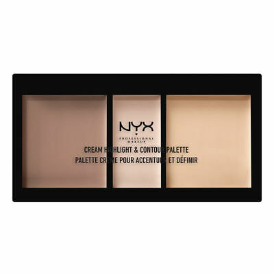 NYX Cream Highlight & Contour Palette *** NIB, fresh ~ YOU CHOOSE THE COLOR!!!