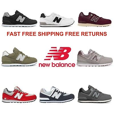 Kid's New Balance 574 .Lightweight Casual Comfortable Affordable Unisex Sneakers