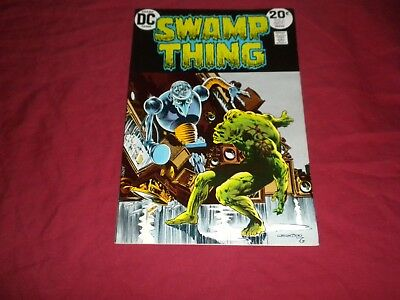 Swamp Thing #6 dc 1973 bronze age 9.4/nm comic! Lots of Swamp Thing listed!!!!!