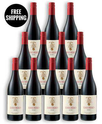 Lyrebird Shiraz 2017 (12 Bottles)