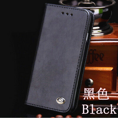 Genuine Luxury Leather Magnetic Wallet Phone Case for Apple iPhone 5 5S SE 6 6S