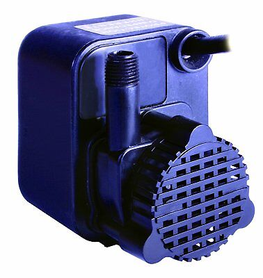 Little Giant PE-1 170 GPH Small Submersible Epoxy Encapsulated Pump