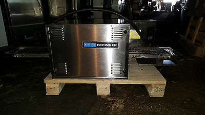 Lincoln Impinger DTF 1921 Dual Tech Finisher Conveyor Flatbread Pizza Oven 208v