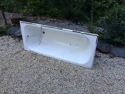Large Cast Iron Bath Tub - Made in 1949