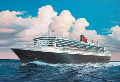 Queen Mary 2 Revell #05808