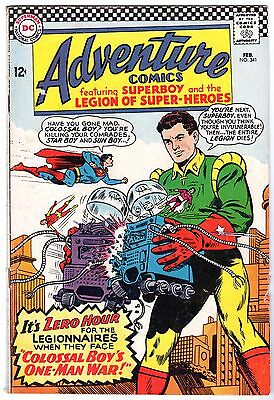 Adventure Comics #341 - Superboy & The Legion of Super-Heroes, Fine Condition!
