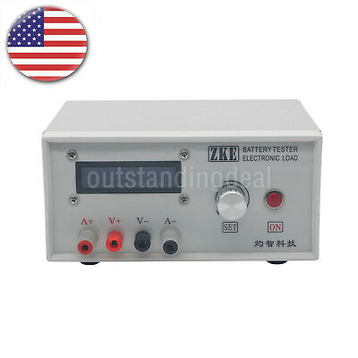 EBD-A20H Electronic Load Power Battery Capacity Tester Resistance Multimeter US