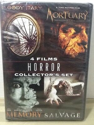 Horror Collector's Set (DVD,2009) New & Sealed