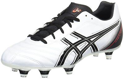 57a6bc7d794 ASICS SOCCER FOOTBALL Spike Shoes DS LIGHT WD 2 SI White Onyx US6 ...