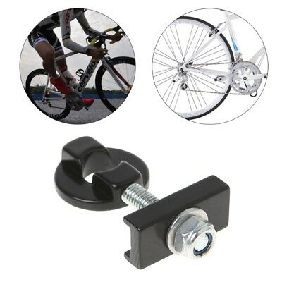 BMX Fixie Bike Bicycle Chain Adjuster Tensioner Fastener Aluminum Alloy Bolt New