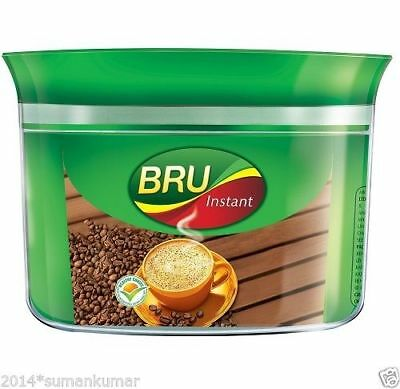 BRU INSTANT Coffee Powder Blend of Coffee & Chicory Strong Nescafe Pure 100gm