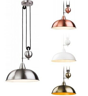 Firstlight Century Rise & Fall Pendant available in 4 Colours 2309