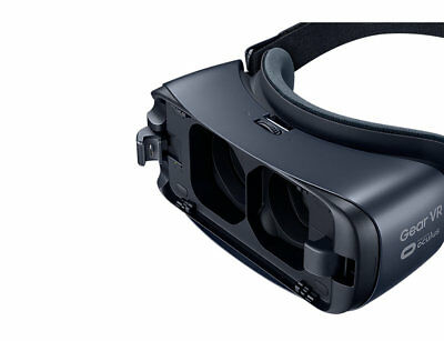Samsung Gear VR glasses Headset SM-R323 With Micro USB / Type C / No Connector
