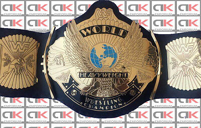 WWF Wing Eagle Adult Wrestling Championship Replica Belt WWE Big Eagle Belt