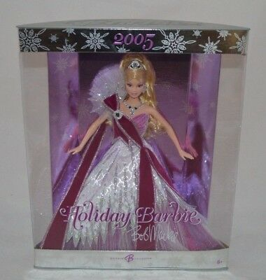 HOLIDAY BARBIE 2005 by Bob Mackie - $99.99 | PicClick