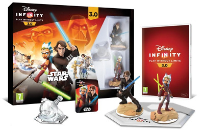 Disney Infinity 3.0: Star Wars Starter Pack PS4 PlayStation 4 Game Brand New