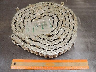 Tsubaki RS60 Double Roller Chain with Master Link 12' Roll Conveyor Chain