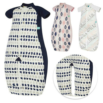ergoPouch 1.0 TOG Sleeping Bag Baby Swaddle Sleep Suit Wrap 2-12m/Spring/ Autumn