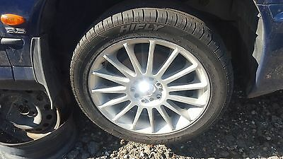mitsubishi magna 17 inch alloy wheels and tyres mags set of 4