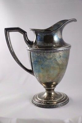 Sheffield Silver Co Pitcher Electroplated Nickel Silver
