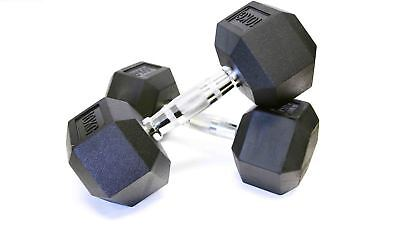 Hex Dumbbell Single 12.5KG - 20KG
