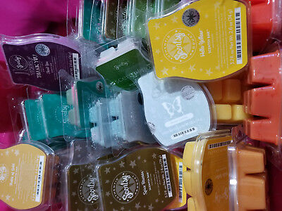 New Scentsy Scent Bars 3.2oz - Candle Wax Free Shipping New