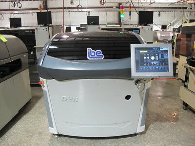 DEK Photon 710 Fully Automatic Screen Printer/Stencil Printer-2006 Vintage
