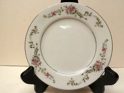 Floral Medley Fine China Japan Bread and Butter Plate