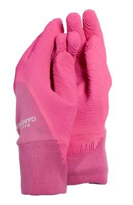 Town & Country TGL271S Master Gardener Pink Ladies Gloves Small