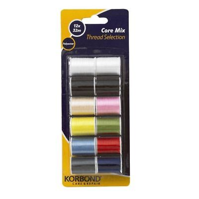 Korbond Sewing Thread Colorblend Strong Reel Nylon Smoke Invisible Care /& Repair