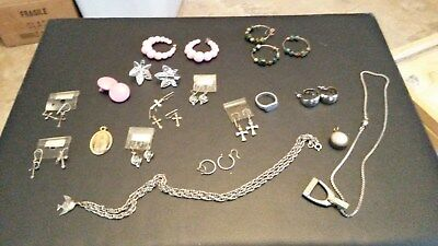 Vintage Old Stock Mixed Jewelry Lot