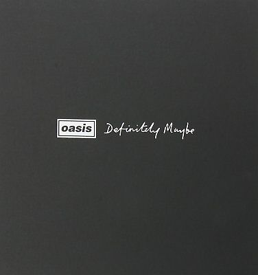 Brand New! Oasis Definitely Maybe Limited Edition Super Deluxe Boxset Vinyl + CD