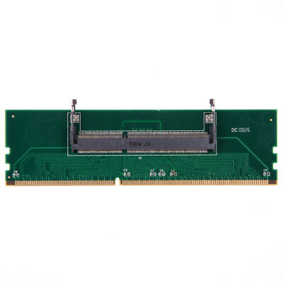 Practical PBC 1.5V DDR3 204 Pin Laptop SO-DIMM to Desktop DIMM Memory Adapter