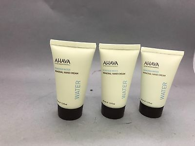 Dead Sea Water Ahava Natural Mineral Hand Cream 150ml 5.1Fl.oz Limited Edition