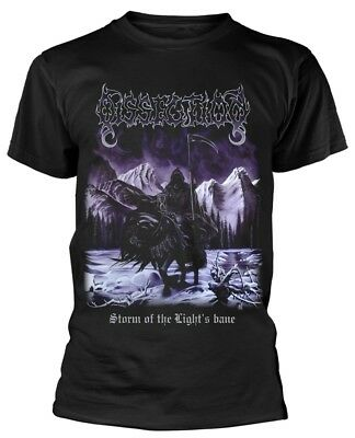 Dissection' Storm Of The Lights Bane 'T-Shirt - Nuovo e Originale