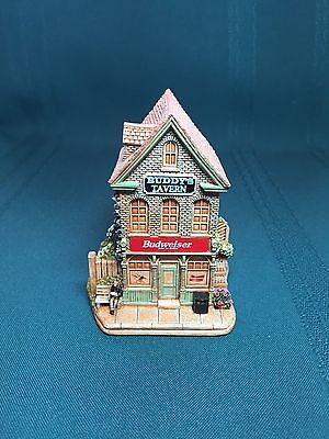 """Lilliput Lane America's Favorites """"This Bud's For You"""" #0136"""