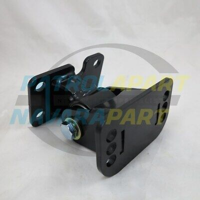 Nissan Patrol GQ GU TD42 Racebred Heavy Duty Engine mount Left Hand (EMRBLH)