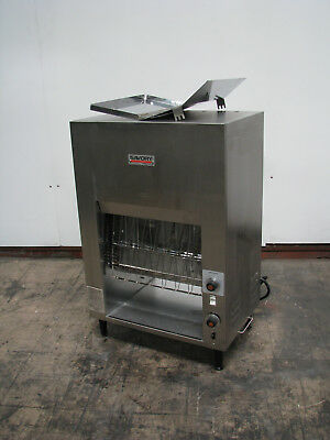 Vertical Conveyor Toaster - Merco Savory C40VS