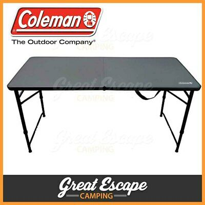 Coleman Fold in Half 4 Foot Table