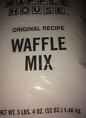 Wow! Yummy Brand New Delicious Waffle Mix(Waffle House)!