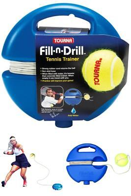 Fill n Drill Trainer Youth Tennis Practice Training Kids Aid Youth Tool Sports