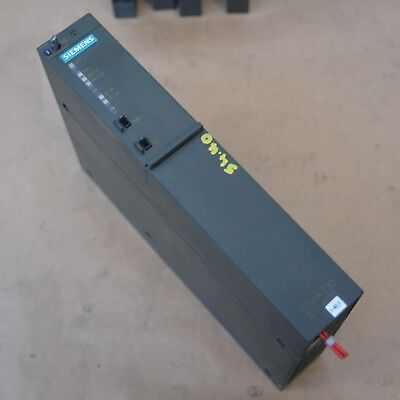SIEMENS PLC Simatic S7-400 1P 6ES7 407-0KA01-0AA0 PS 407 10A Power Supply