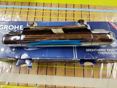 Robinet Grohe Grotherm Thermostatique 1000 New Douche
